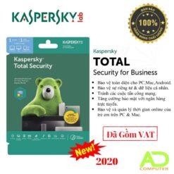 Phần mềm Kaspersky Total Security KTS
