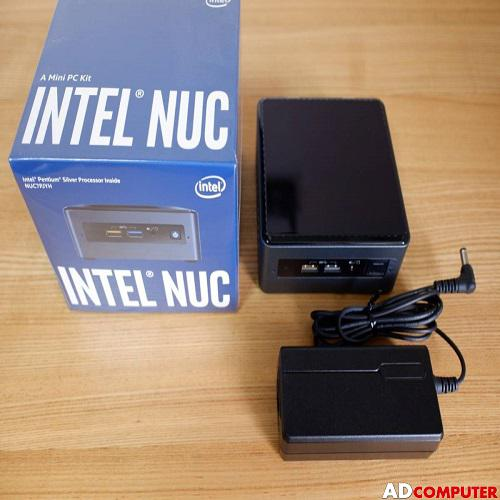 Bộ máy tính mini Intel NUC NUC7PJYH