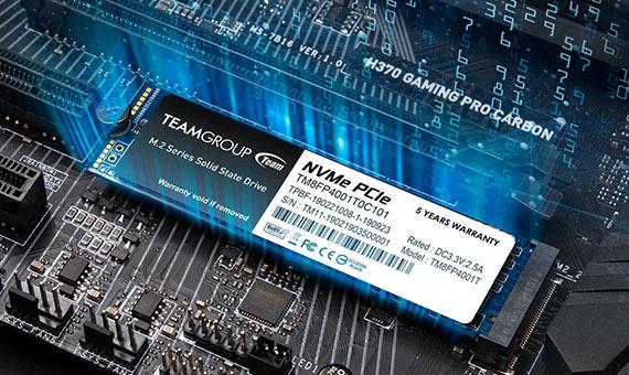 SSD MP34 M.2 PCIe 2280 1TB