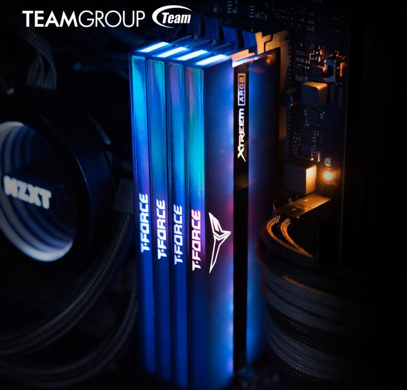 TeamGroup ra mắt T-FORCE XTREEM ARGB Gaming