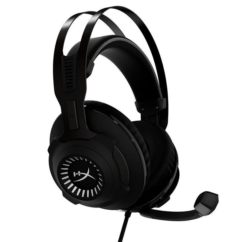 Đánh giá tai nghe Kingston HyperX Cloud Revolver S: âm thanh 7.1 chất lượng